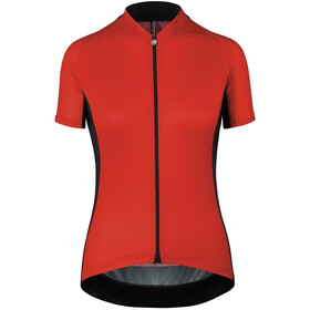 assos UMA GT Maillot manches courtes Femme, national red